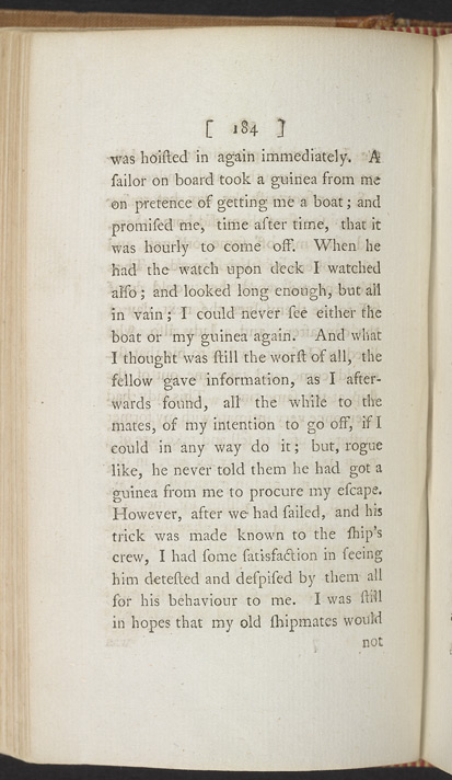 The Interesting Narrative Of The Life Of O. Equiano, Or G. Vassa -Page 184